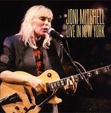 ジョニ・ミッチェル(Joni Mitchell)『Live In New York』ジャコ・パストリアス、マイケル・ブレッカーらが参加 脂の乗った時期のライブ盤