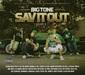 BIG TONE 『Sav It Out Volume 5』 ベイエリアの重鎮から旬どころ、周辺のチンピラ仲間が集った、ユルくてコワいコンピ的新作