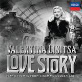 ピアニスト、ヴァレンティーナ・リシッツァ最新作は40-50年代の映画音楽集『ラヴ・ストーリー ~シネマ黄金時代のピアノ・テーマ』