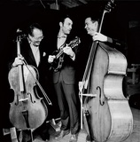 ヨーヨー・マ、クリス・シーリー、エドガー・メイヤー『Bach Trios』 頂点に立つ3人が案内する、バッハの深き小宇宙