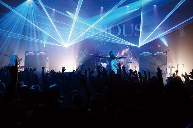 Aldious、目標達成したワンマン公演収録のDVD&以降の成長刻んだ新シングルを語る/初代ヴォーカリストRAMIがソロ・デビュー