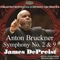 ジェイムズ・デプリースト(James DePreist)&東京都交響楽団『ブルックナー:交響曲第2番、第9番』ふくよかな温かいタッチでオーケストラを鳴らす