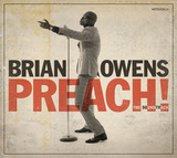 BRIAN OWENS 『Preach! The Soundtrack』
