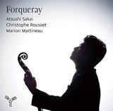 欧州で多彩な活躍続ける酒井淳、フォルクレの傑作を名手ルセ&マルティノと仕上げた繊細かつ雄弁な音色奏でる3枚組の新録音盤