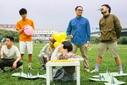問題總部 It's Your FaultにTOWER DOORSから6つの質問 台北から新世代ネオ・ソウル/R&Bバンドの真打ちが登場!
