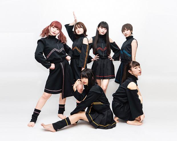 "MIGMA SHELTER""Parade's End"" サイケデリック・トランスで踊り狂えるアイドルが新体制で臨むニュー・シングル!"