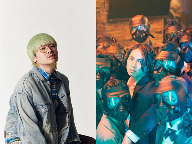 Kroi内田怜央とBREIMEN高木祥太、時代を並走する2人が語る〈真のミクスチャー・バンド〉