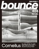 Cornelius、BiSH、Suchmosが表紙で登場! タワーレコードのフリーマガジン〈bounce〉404号発行