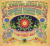ジョン・マクラフリン(John McLaughlin)、シャンカー・マハーデーヴァン(Shankar Mahadevan)、ザキール・フセイン(Zakir Hussain)『Is That So?』インドのジャズを牽引した3人の〈神がかった〉演奏