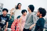 CRCK/LCKSは遅れてきた青春―全員インタヴューで迫る、よりバンドらしくストレートに〈正解〉追求した新EP『Lighter』