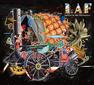 LAF 『Spirit in the Darkness』 ブーンバップには収まらないスピリット――福岡のトラックメイカー/ラッパーがOILWORKSから発表したアルバム