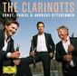 クラリノッツ 『The Clarinotts』 アンドレアス・オッテンザマーとその父&兄から成るクラリネット奏者ユニットの初作