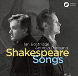 スター・テノール、イアン・ボストリッジとアントニオ・パッパーノによる『シェイクスピア・ソングズ』没後400年記念盤
