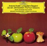 ヘルベルト・フォン・カラヤン 『ヴィヴァルディ: 協奏曲集《四季》』 帝王がDGに残した録音のUHQCD化