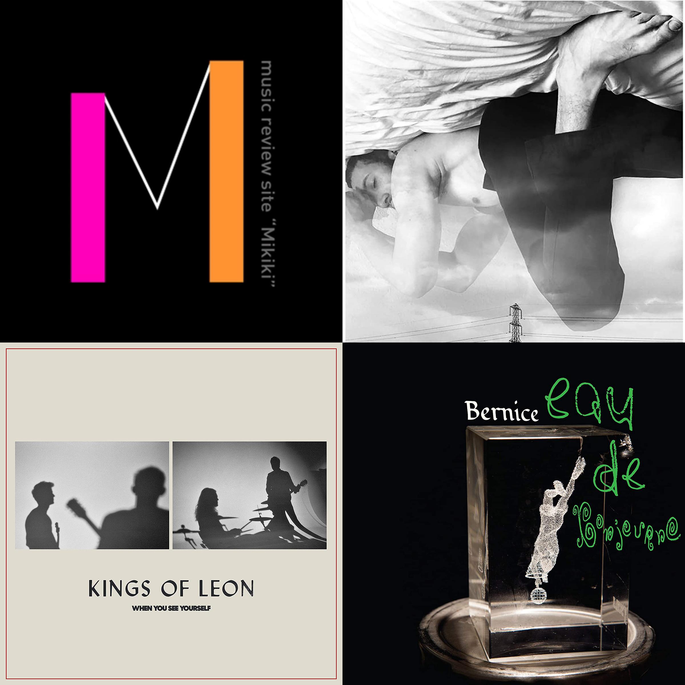 キングス・オブ・レオン(Kings Of Leon)やヴィジョニスト(Visionist)など今週リリースのMikiki推し洋楽アルバム7選!